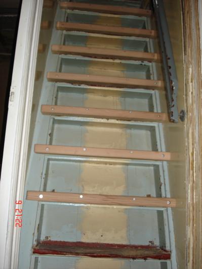 Derde fase timmerwerk deuren ramen trappen for Trap mooi maken